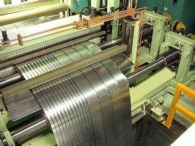 不锈钢精密分条生产线